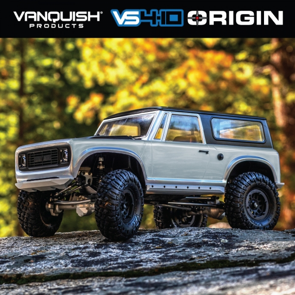 VANQUISH PRODUCTS VS4-10 ORIGIN LIMITED KIT VPS09001