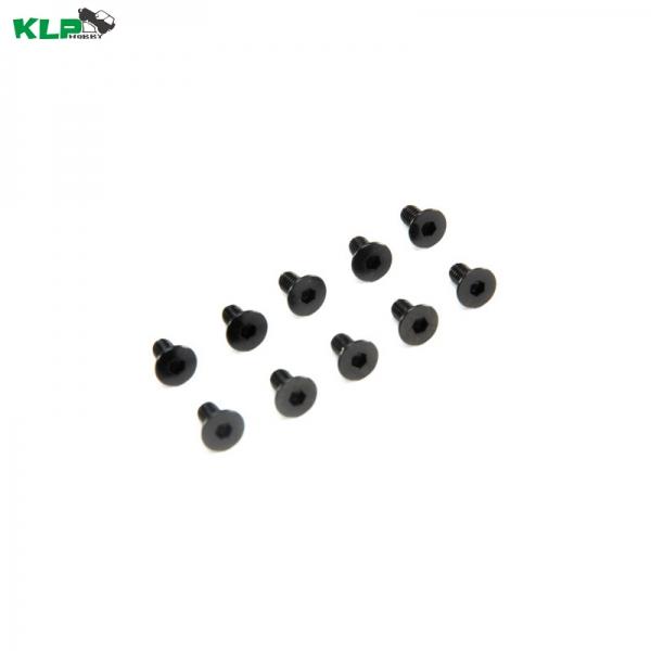 AXIAL M3 x 6mm Flat Head Screw (10) Item AXI235174