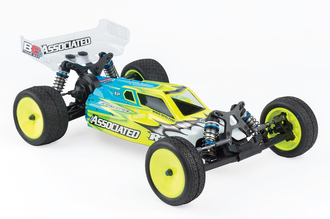 RC10B6D 1:10 Scale 2WD Electric Off Road Buggy Kit