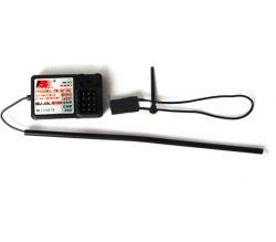 RC03486 Flysky FS-GT3 2.4G 3CH receiver for rc car and boat
