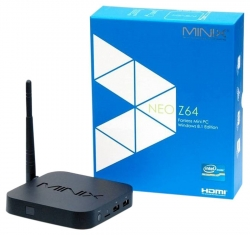 MINIX NEO Z64 Windows 10 Intel TV Box 2GB/32GB