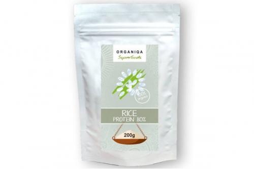 Organic Rice Protein 80% 200g