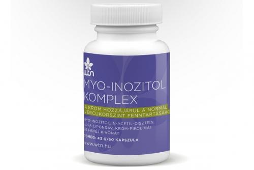 WTN myo-inozitol komplex 60 kapszula
