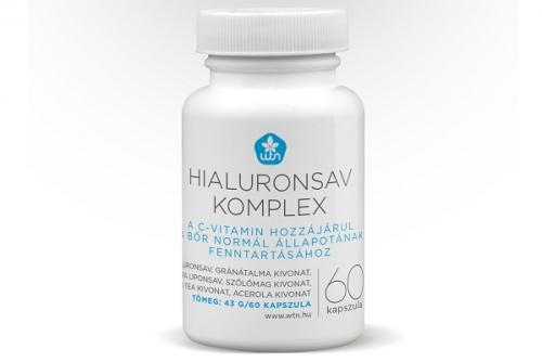WTN hyarulon acid complex 60 capsules