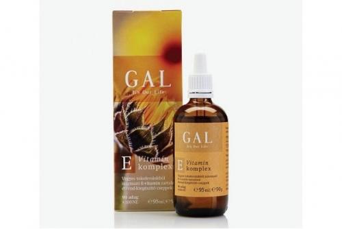 Gal E natural liquid drops 100IU / 90doses