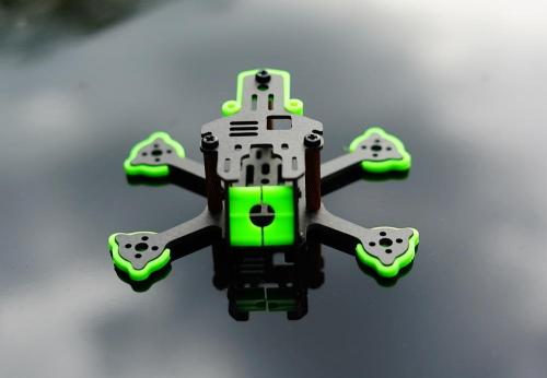 Mikro 2 Micro Race Frame Kit