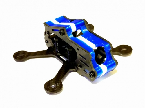 """Sonic GT  2"""" Racing Frame Kit  with  Sleeve  *Free motor guards*"""