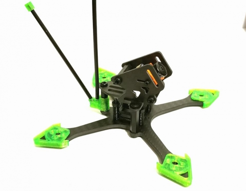 "PredatorX  Generation 2 3"" Racing Frame Kit"