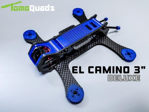 EL Camino Racing Frame  V1.1