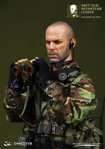 【DAMTOYS】 DAM_93009 アメリカ海軍 特殊部隊シールズ リーコンチーム リーダー NAVY SEAL RECONTEAM LEADER
