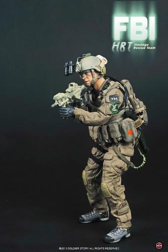 【Soldier Story】SS067 アメリカ連邦捜査局(FBI)人質対応部隊 FBI HRT Hostage Rescue Team