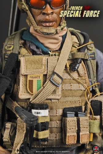 【Soldier Story】SS085 フランス陸軍 特殊作戦旅団 FRENCH SPECIAL FORCE (Brigade des forces spéciales terre:BFST)