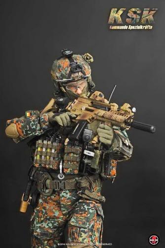 【Soldier Story】SS088 ドイツ連邦陸軍 (KSK)  特殊作戦特殊作戦師団 Kommando Spezialkräfte (KSK)