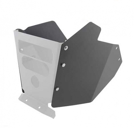 Rugged Radios Side Panels for Can-Am X3 Mount