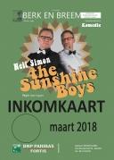 Ticket - zaterdag 24 maart 2018 - 20u15