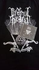 Ordinul Negru pack (CD + tshirt)