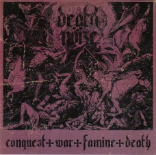 Death Nöize - Conquest War Famine Death