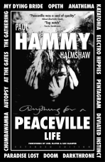 PEACEVILLE LIFE book *signed by author Hammy* (paperback)