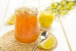 Mermelada de Limón con canela