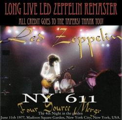 LED ZEPPELIN 1977-06-11 - Madison Square Garden, New York City 3 CD