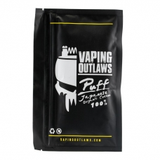 Vaping Outlaws Puff Fuji Organic Cotton 100%