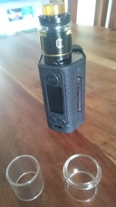 Reload RTA Fat Boy 28mm Replacement Extension Glass