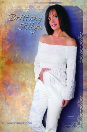 Brittany Allyn Poster