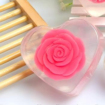 進口玫瑰精油手工皂