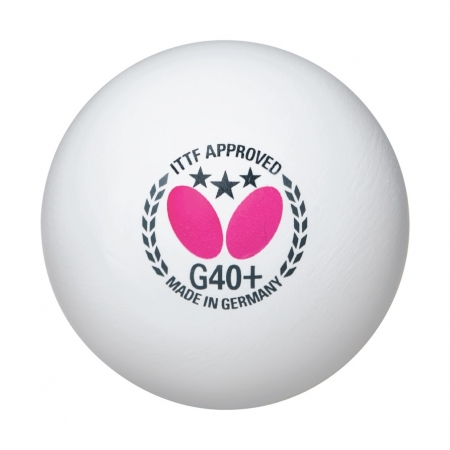 Butterfly 3-Star Ball G40