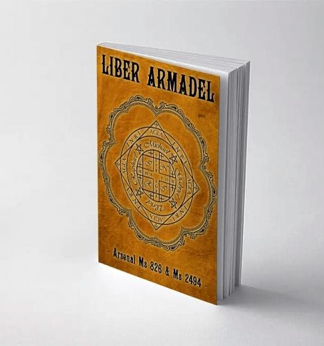 Liber Armadel, Arsenal Ms 826 / Ms 2494