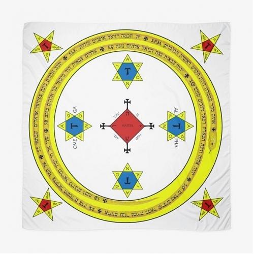 [x] Magic Circle (Goetia)