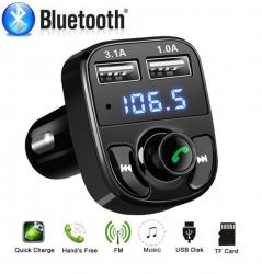 Transmetteur FM Bluetooth S8087