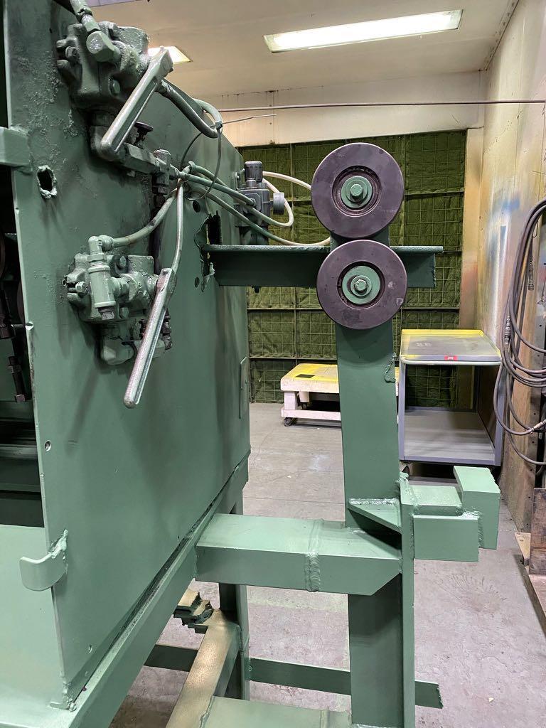 """5/8""""紧固件工程师MSC-625型机械除鳞器"""