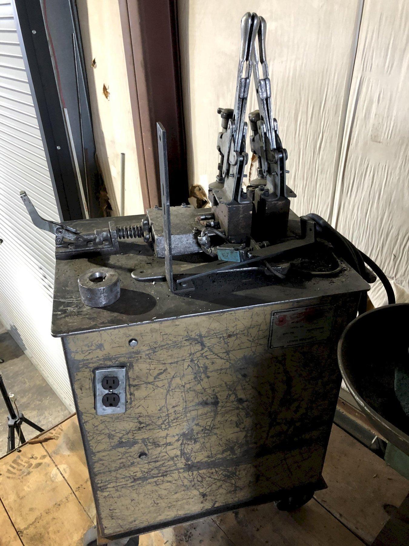 紧固件工程师型号BW-500对接焊机