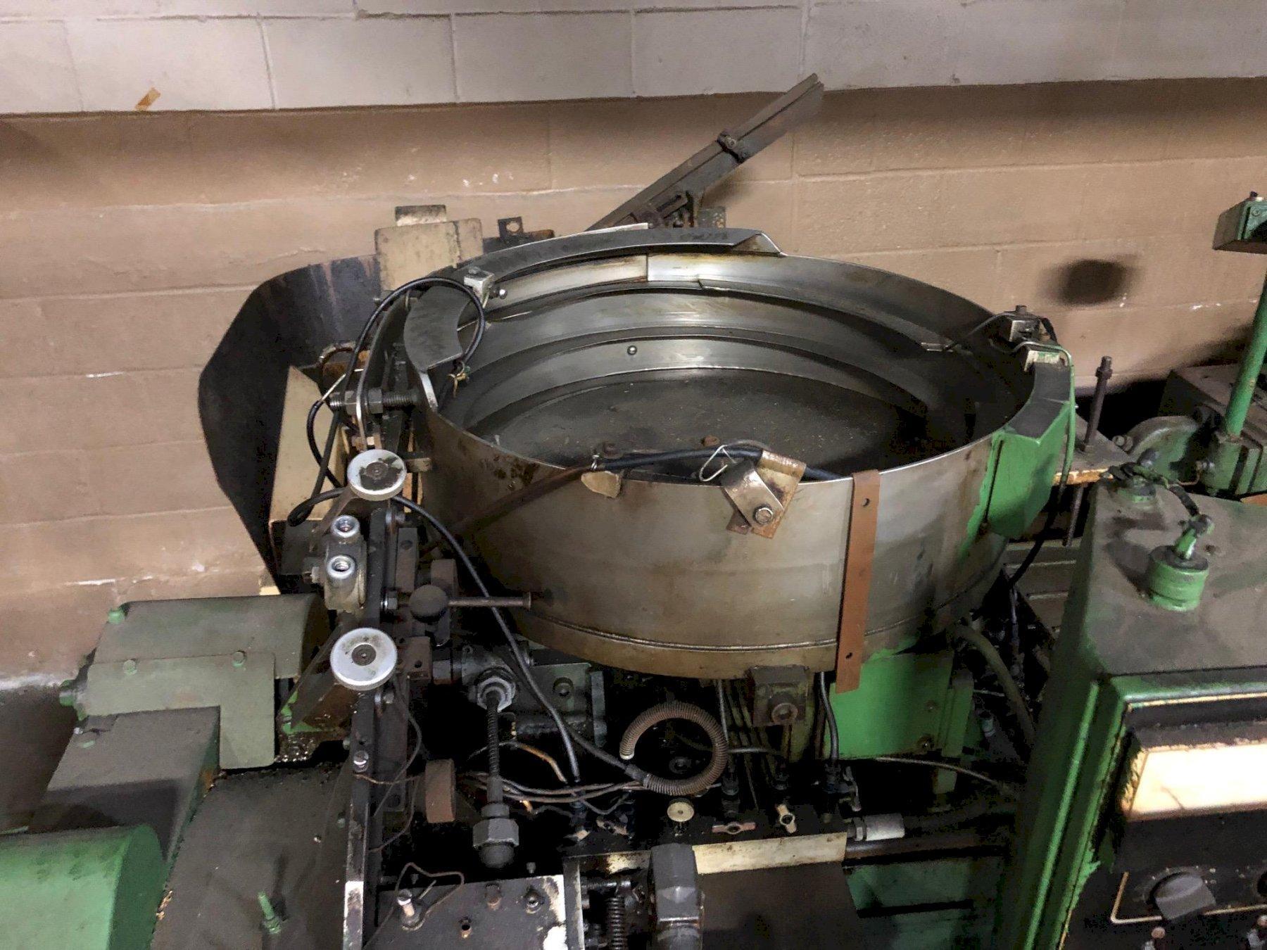 沃伦模型WS-1000高速头插床