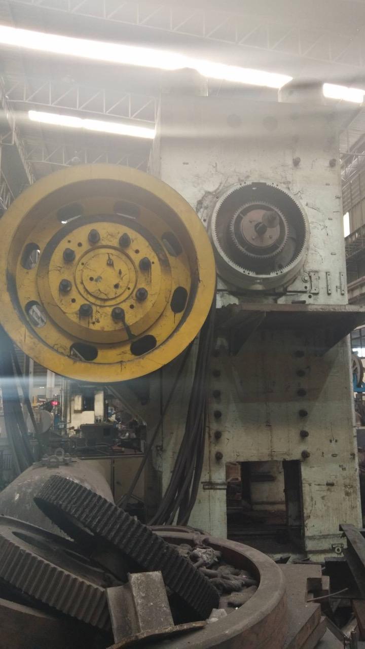 沃罗涅日 6300T型号KB8048锻压生产线