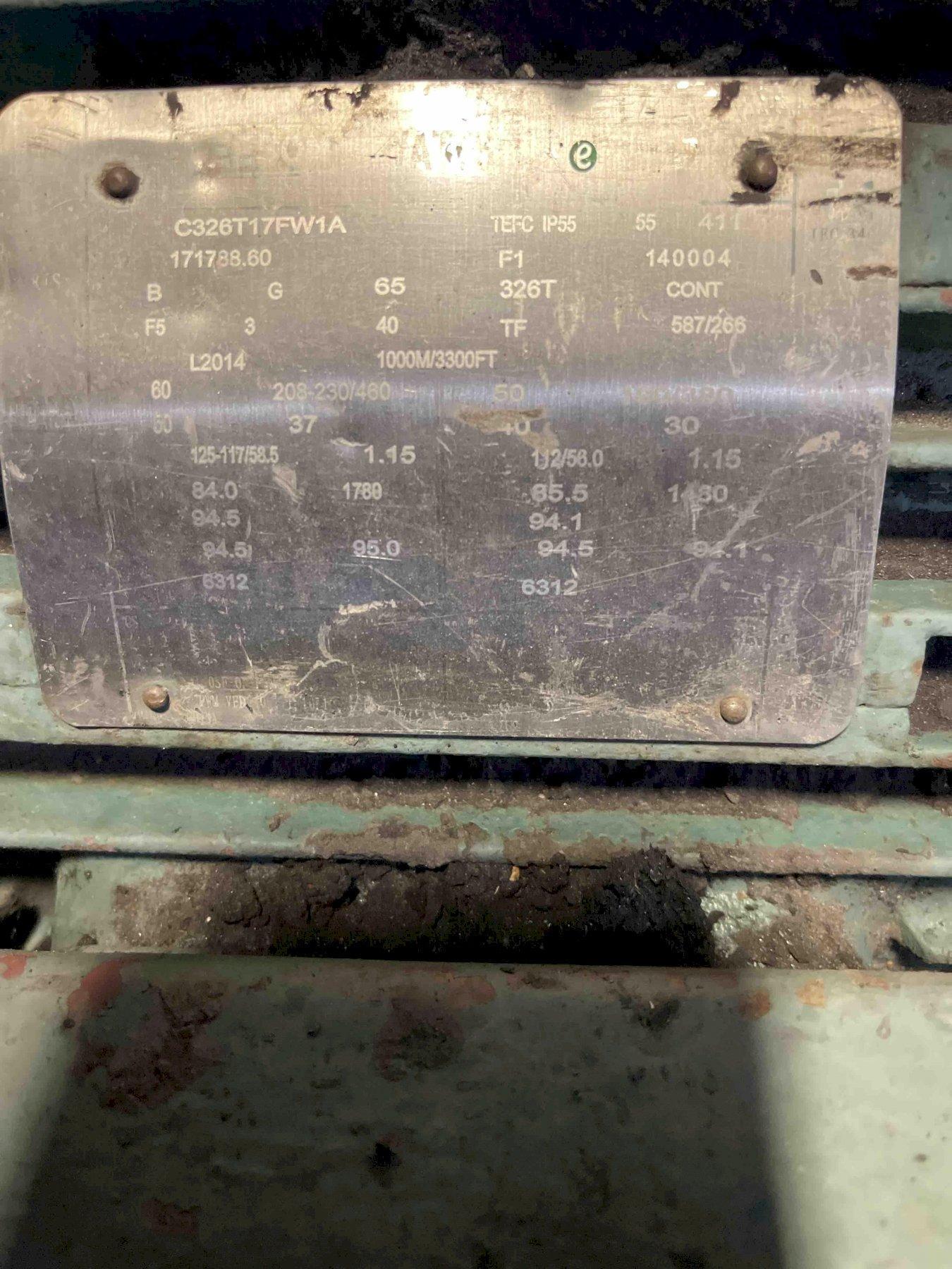 辛普森215型连续磨砂机电机