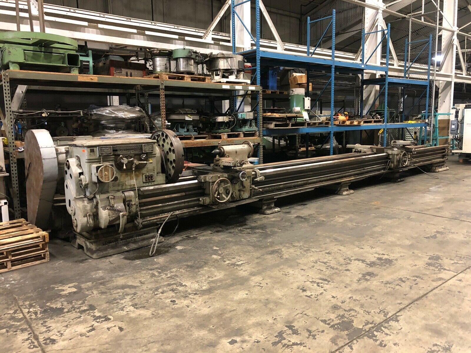 "32"" x 360""雷曼机械公司Hydratrol发动机车床"