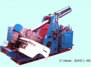 SOLID RECYCLE Q43YD Shears, Alligator - MachineTools.com