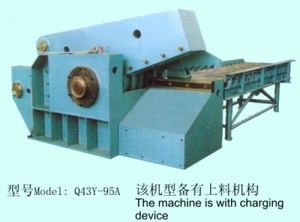 SOLID RECYCLE Q43Y-95A Shears, Alligator - MachineTools.com