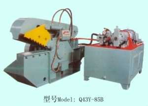 SOLID RECYCLE Q43Y-85B Shears, Alligator - MachineTools.com