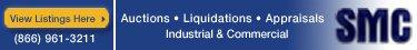 SMC LLC - Auctions - Liquidations - Appraisals - MachineTools.com