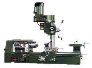 THL BB25-3 Lathes, Bench Top 3-in-1 (Drilling & Milling) - MachineTools.com