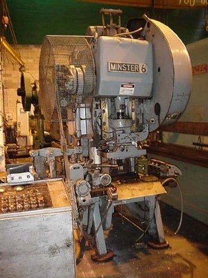 MINSTER #6 Presses, O.B.I. - MachineTools.com
