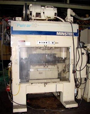 MINSTER TR2-30 Presses, High Speed Production - MachineTools.com