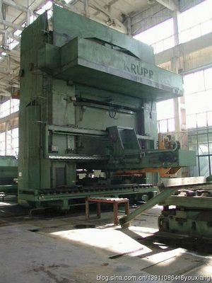 THYSSEN KRUPP PDQ 4-4000/5,0/500 Presses, Straight Side - MachineTools.com