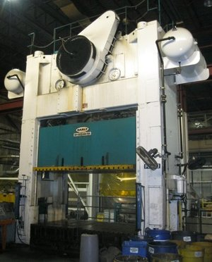 DANLY S4-600-144-84 Presses, Straight Side - MachineTools.com