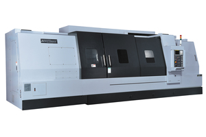 ACCUWAY UT-400M 旋盤, CNC - MachineTools.com