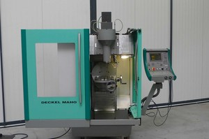 DECKEL MAHO DMU 35M Machining Centers, Universal - MachineTools.com