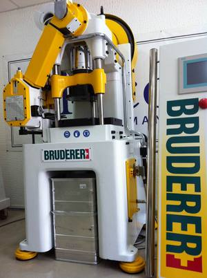 BRUDERER BSTA-30 Presses, High Speed Production - MachineTools.com